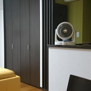 ■サーキュレータ―を使って部屋の空気を動かす「熱中症対策」