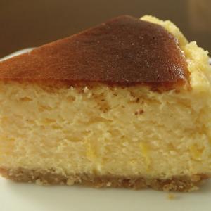 湯煎焼きのチーズケーキ♪