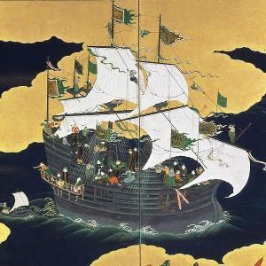 1610年長崎沖におけるマ-ドレ・デ・デウス号焼打ちに関する報告書