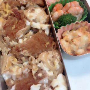 カツ丼弁当NO494