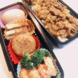 カレー豚丼 NO560