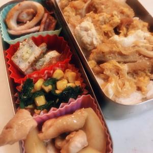 カツ丼弁当NO564