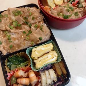 豚丼弁当 NO589