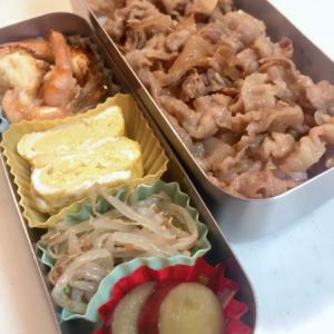 すき焼き弁当NO605