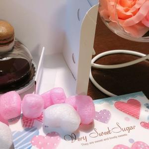娘からのお手紙とケーキ プレゼント