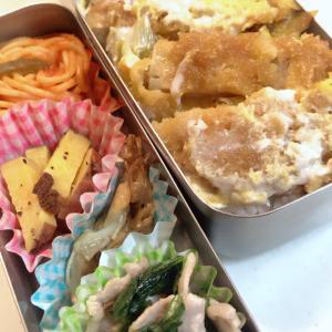 カツ丼弁当 NO705