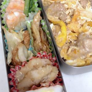 親子丼弁当 NO775