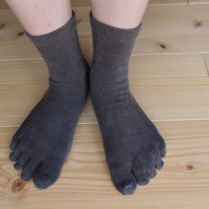 3年間履いてもまだ現役の靴下