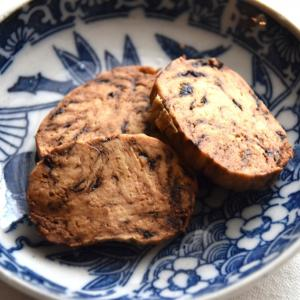手前味噌ですが、本当に美味しいです〜プルーンクッキー