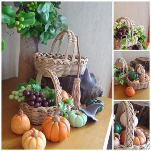 秋の気配が…