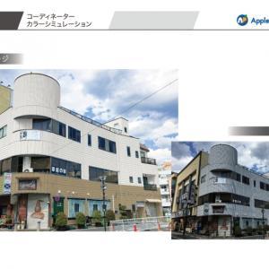 松本駅近 商業ビル