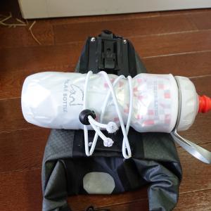 オルトリーブのサドルバッグを改造してみた