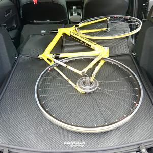 カローラツーリングに自転車が乗るか検証してみました