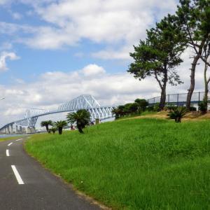 久しぶりに若洲海浜公園までサイクリングしてきました