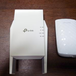 Wi-Fi中継機をWi-Fi6化してみました