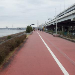 葛西臨海公園までサイクリングしてきました