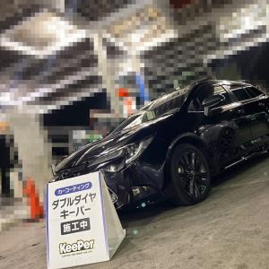 自動車で榎本牧場とか、コーティングのメンテとか、1年点検とか。。