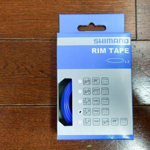 テムテープ交換しました