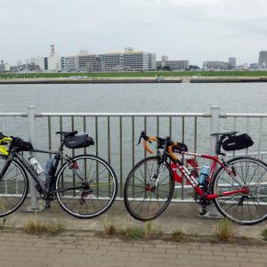 サイクリング解禁+久しぶりの外ライド