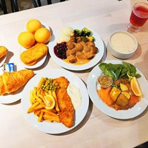 IKEAの夕食★バンコク