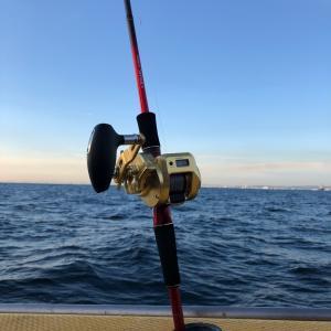 2020年初釣り