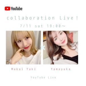 ゆるあま社長×ヤマユカ♡YouTubeライブします!