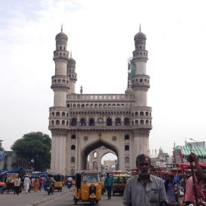 ハイダラバード二日目*街を散策して、またも人と歴史に触れちゃったりして、インドがもっともっと好きになった。*
