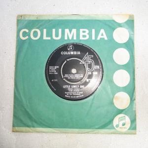 Tom Jones.  Little lonely one.1965 .UK製シングル盤