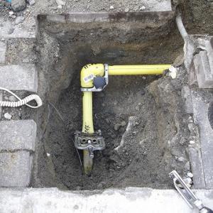 都市ガス工事の引き込み費用に間違いはありませんか?