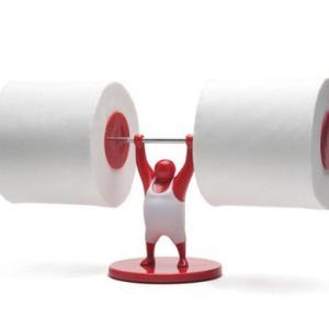 「Mr.T」のトイレットペーパー ホルダーが、おもしろすぎる件