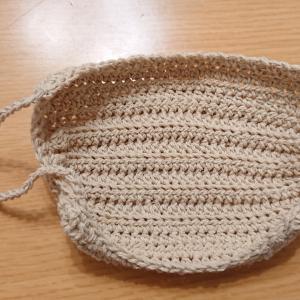 マスク編み図です