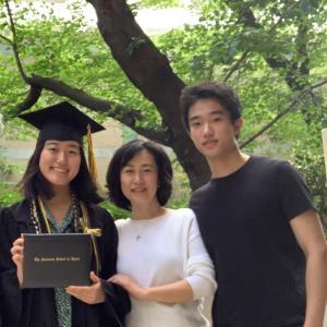 家族全員と生きてる内に別れる。卒業おめでとう。