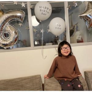 6歳Happy brithday♡キッザニアへ!