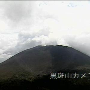 今日の浅間山  6月4日(火)