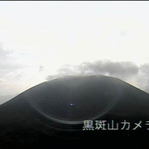 今日の浅間山  6月6日(木)