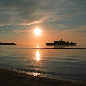 夢創艦隊 新世代 12000トン型巡視船「けらま」