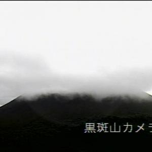 今日の浅間山  6月9日(日)
