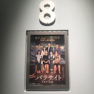 【映画】パラサイト 半地下の家族 見る価値あり!!
