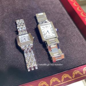 【夏ボーナス】買いました♡人生初のハイブランド時計