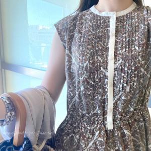 夏ワンピを着るときのおすすめ品★涼しいペチコート