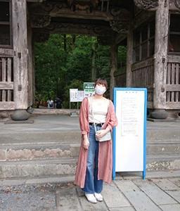 榛名神社とボンジョルノ