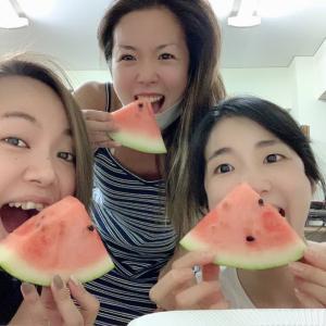 暑~い夏を乗り越える、あの果物!?