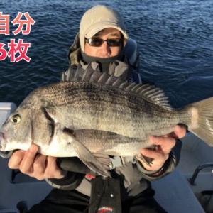 2019年1月2日(初釣り)