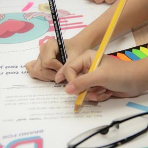 【もの選び】3歳から5歳の幼稚園児におすすめの使いやすい文房具