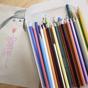 1-5歳の幼児におすすめのクレヨンと色鉛筆6つ!ポンキー色鉛筆って知ってる?