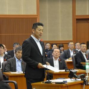 他人・他県・他国まかせで良いのか!?予算特別委員会質問の結果、思うこと。