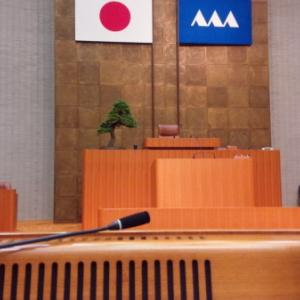 総選挙、県議会「始まり!」<渋間かすみ予算委員会質問のご案内>