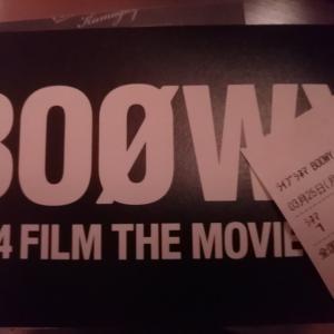 BOOWY 1224 FILM THE MOVIE 2013