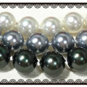 真珠(シェルパール)のネックレス買っちゃった!