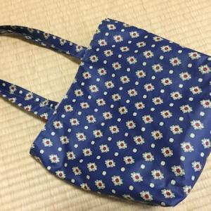 ソレイアードの生地でバッグを縫ってみた